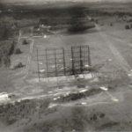 Construction du Radiotélescope décimétrique - première phase