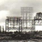 Construction Radiotélescope décimétrique - deuxième phase